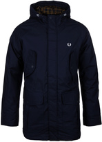 Fred Perry Bright Navy Portwood Jacket