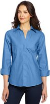 Foxcroft Women's Taylor Essential Non Iron Blouse