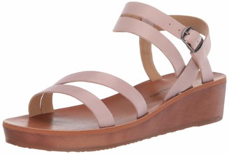 Lucky Brand Women's HECILIA Wedge Sandal