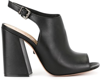 Schutz Cut Out Detail Boots
