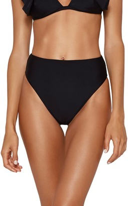 Vix Paula Hermanny Gigi Hot Pant High Waist Bikini Bottoms