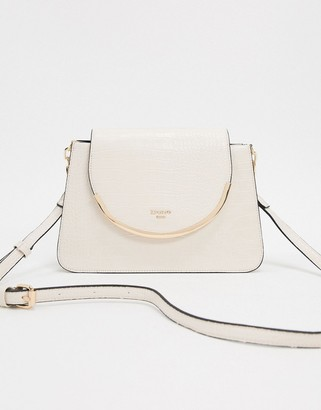 Dune dlush flapover bag