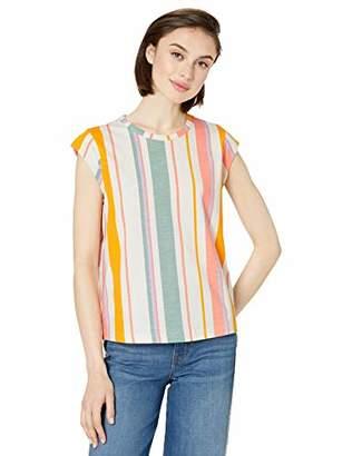 Ella Moss Women's Bea Cap Sleeve Tee Shirt