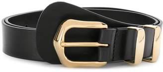 A.F.Vandevorst metal-tipped belt
