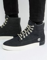 Timberland Newport 6 Inch Canvas Boots