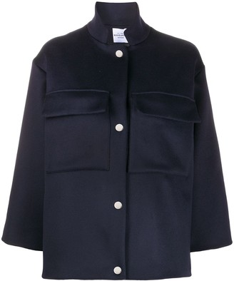 Roseanna Oversized Single-Breasted Coat