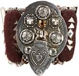 Reminiscence Silver Metal Bracelet