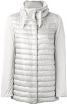 Herno padded front hooded jacket