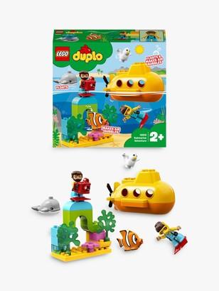 Lego DUPLO 10910 Bubble Bath Submarine Adventure