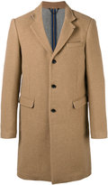 Diesel single-breasted coat - men - Cotton/Nylon/Polyester/Wool - 46