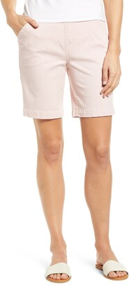 Jag Jeans Gracie Stretch Cotton Shorts