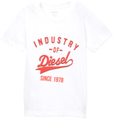 Diesel Bright White Tee - Toddler & Boys