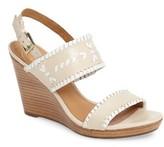 Jack Rogers Women's 'Vanessa' Wedge Sandal