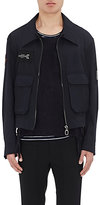Lanvin Men's Embellished Wool Jacket