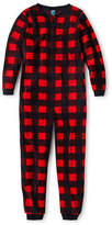 JCPenney JELLIFISH KIDS Jellifish Kids Fleece Zip-Front Pajamas - Boys