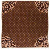 Louis Vuitton Leopard Monogram Square