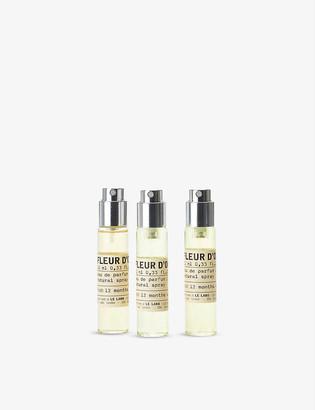 Le Labo Fleur d'Oranger 27 eau de parfum travel refill set 3 x 10ml