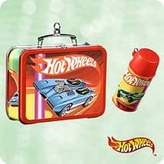 Hallmark HOT WHEELS LUNCHBOX 2003 Ornament QXI8427