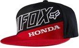 Fox Honda Premium Snapback Cap - Red /