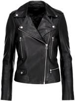 Muu Baa Muubaa Granger leather biker jacket