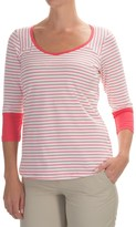 Columbia Reel Beauty III Shirt - UPF 15, 3/4 Sleeve (For Women)