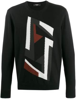 Fendi FF monogram jumper