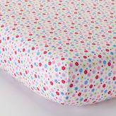 Bacati Fairy Land Fitted Crib Sheet Set