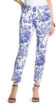 Chico's Blossom Girlfriend Crop Jeans