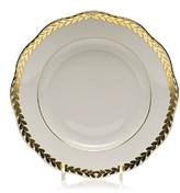 Herend Golden Laurel Salad Plate