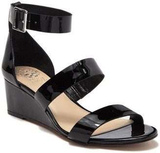 Vince Camuto Shorin Ankle Strap Wedge Sandal