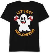 Hybrid Men's Halloween Graphic-Print T-Shirt