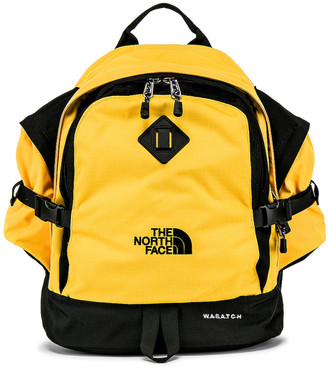 The North Face Wasatch Reissue Bag in TNF Yellow & TNF Black | FWRD