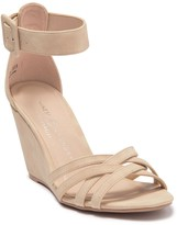 Chinese Laundry Clarissa Ankle Strap Wedge Sandal