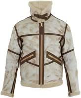Schott Arctic B-7 shearling jacket