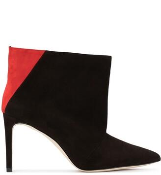 Marskinryyppy Mina colour block boots