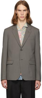 Marni Brown Wool Blazer