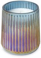 Oliver Bonas Dark Amber & Cedarwood Pearlescent Candle