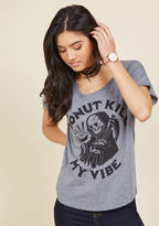 ModCloth Carbe Diem T-Shirt in S