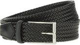 Corneliani Woven Leather Belt