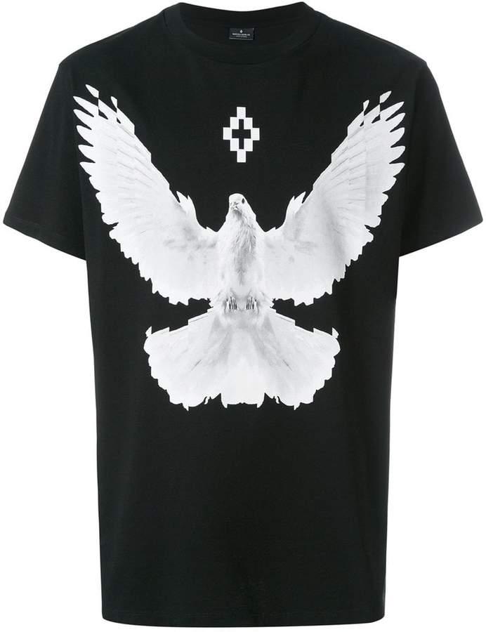 Marcelo Burlon County of Milan dove print T-shirt