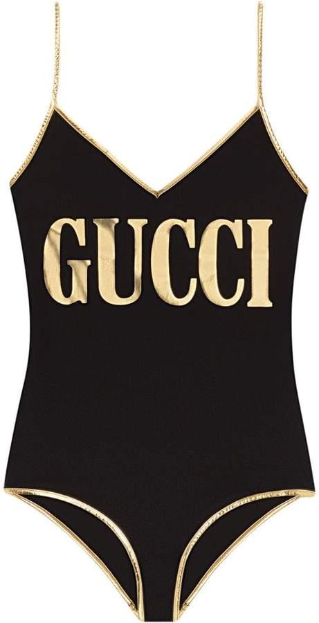 54e209d0403 Gucci One Piece Swimsuits - ShopStyle