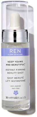 REN Keep Young and Beautiful Instant Firming Beauty Shot, 1.0 oz./ 30 mL