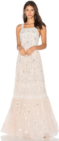 Needle & Thread Embellished Bib Gown