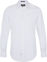 Oxford Stretch Travel Shirt Frch Cuff Whtx
