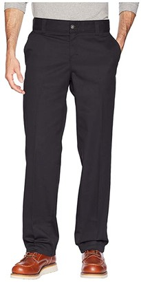Dickies 67 Collection - Regular Fit Industrial Work Pants (Black) Men's Casual Pants