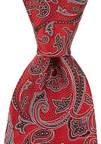 Daniel Cremieux Weave Paisley Traditional Silk Tie