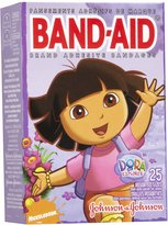 Safety First Band-Aid Bandages - 25 - 25 ct