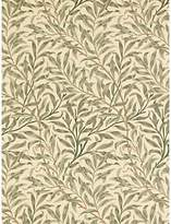 Sanderson Morris & Co Willow Boughs, Green, DGWIWB101