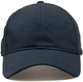 Todd Snyder + New Era Selvedge Chino Dad Hat in Navy