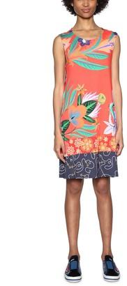 Desigual Women's Vest_Elena Dress
